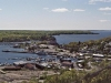 Parry Sound Harbour, From Tower Hill, Town of Parry Sound