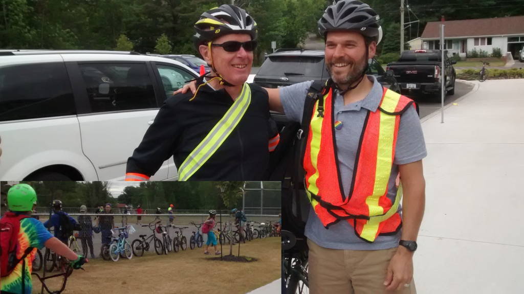 Parry Sound Area Active Transportation Committee – Promoting a